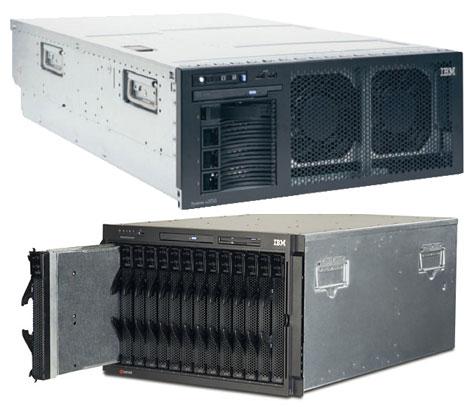 IBM BladeCenter en System x3755