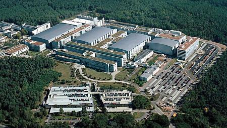 Qimonda-fabriek te Dresden