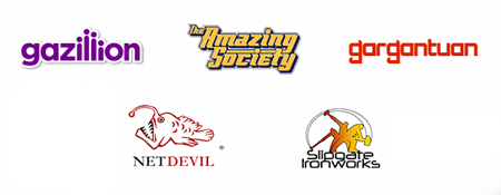 Logo's Gazillion Entertainment
