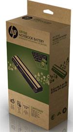 HP Sonata Enviro Series accu's