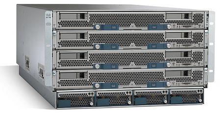 Cisco UCS B-Series bladeserver
