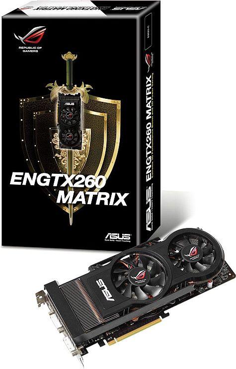 Asus ROG GTX260 Matrix