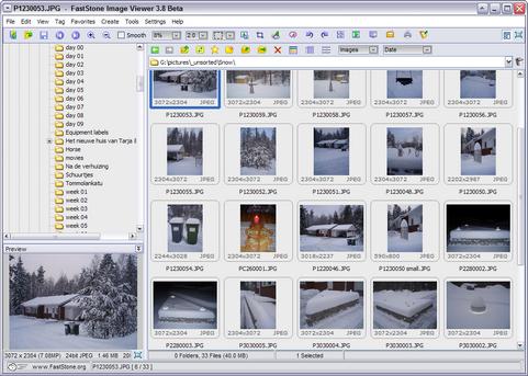 FastStone Image Viewer 3.8 bèta 1 screenshot (481 pix)