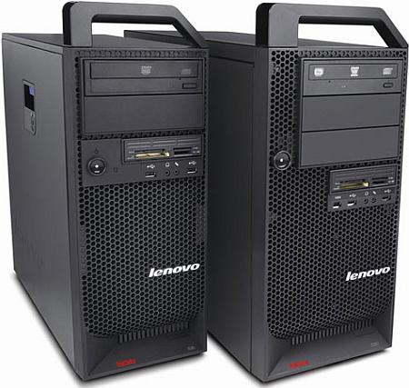 Lenovo S20 en D20 ThinkStation
