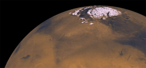 Microsoft World Wide Telescope - Mars