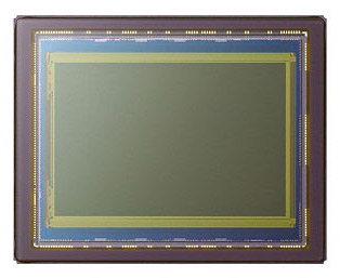 Sony 24,6-megapixel cmos-beeldsensor