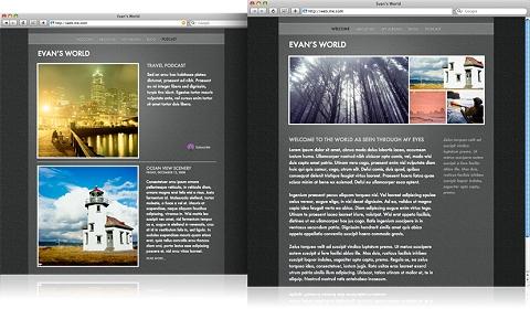 Apple iWeb '09