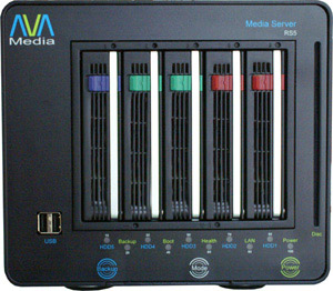 Tranquil AVA RS5 Music Server