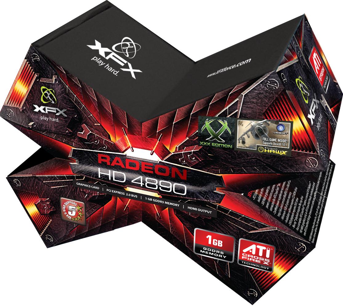 xfx radeon hd 4890 1024 mb specificaties tweakers. Black Bedroom Furniture Sets. Home Design Ideas