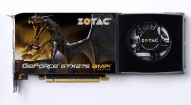 Zotac GTX275 AMP!