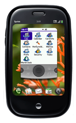 Classic-emulator webOS voor Palm OS-applicaties
