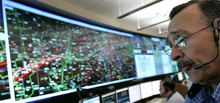 gridoperator te Dallas, foto AP