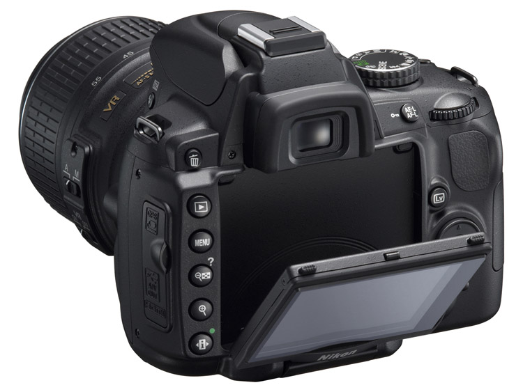 how to use nikon d5000