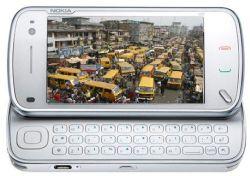 File op de Nokia N97