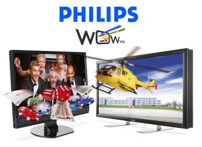 Philips wowvx