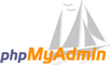 phpMyAdmin logo (60 pix)