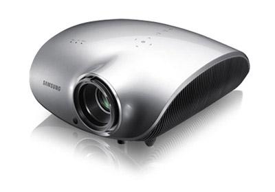 Samsung D400-projector