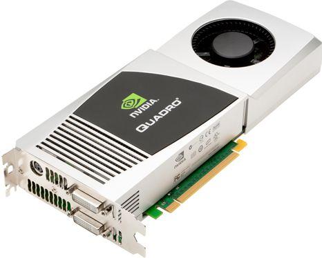nVidia Quadro FX 4800 Mac