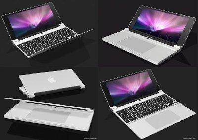 MacBook Mini concept