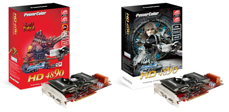 PowerColor HD 4890 PCS+