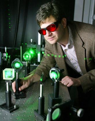 Princeton University nieuwe lenstechnologie
