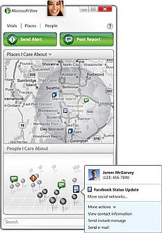 Microsoft Vine met Facebook-update
