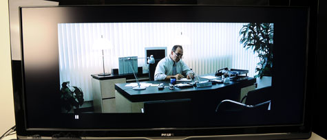 Philips Cinema 21:9 - dvd-beeldverhouding
