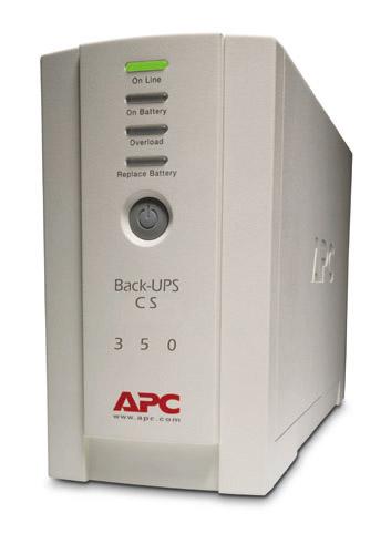 apc back ups cs 350 manual