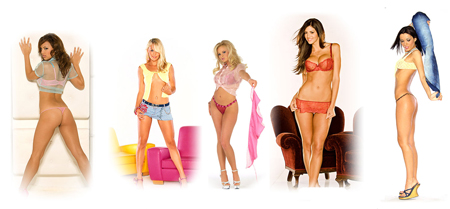 Babes uit Playboy Manager