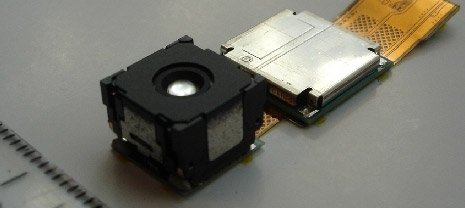 Sony MCB1172 cameramodule cmos
