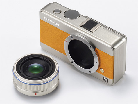 Olympus Micro Four Thirds