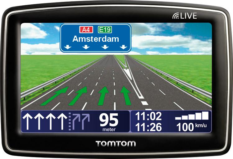 TomTom XL LIVE IQ Routes (Europa) - Prijzen - Tweakers