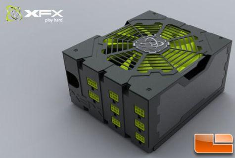 XFX 850W Black Edition