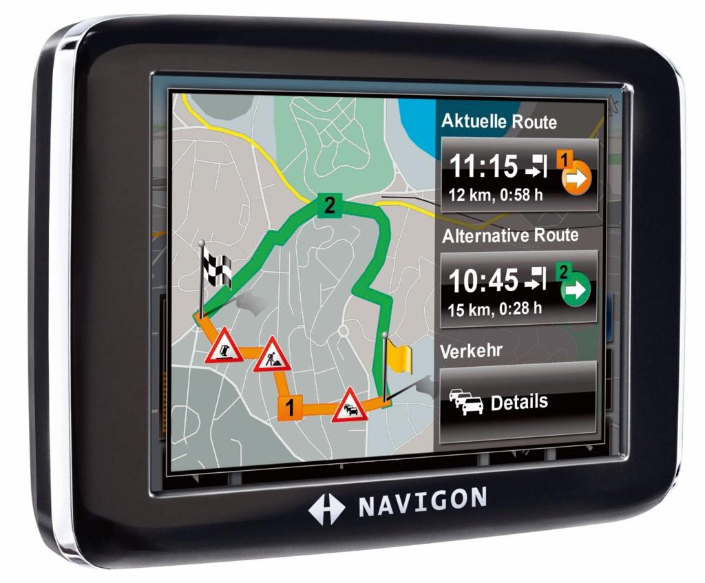 Navigon 2310 Europa (Europa) - Prijzen