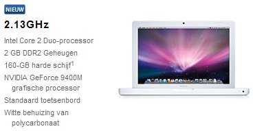 witte MacBook