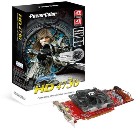 Powercolor PCS HD4730