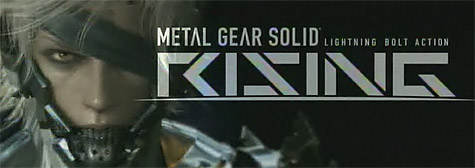 Metal Gear Solid Rising breed