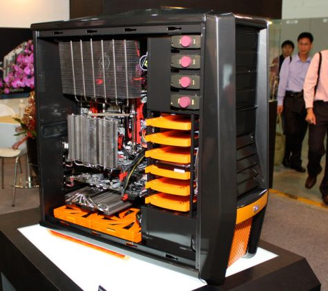 Thermalright Computex Behuizing