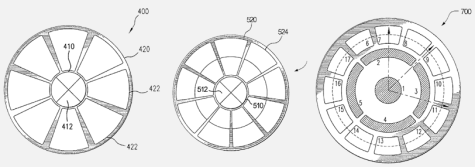 Apple Multitouch patent