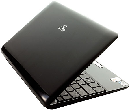 Asus Eee PC 1008HA Zwart