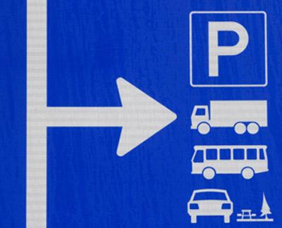 Actuele parkeerinformatie