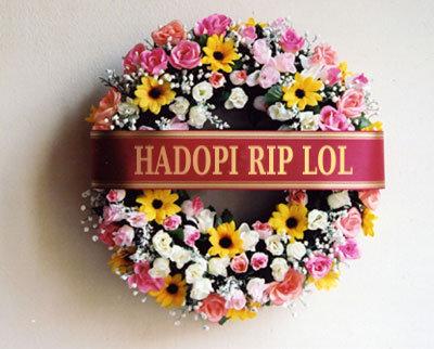 Hadopi Adieu