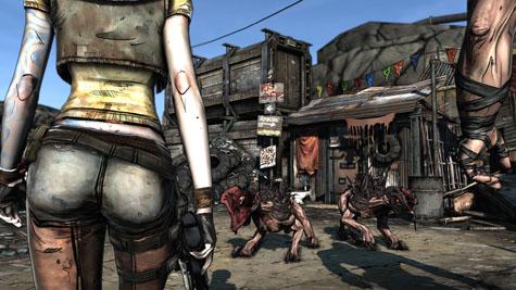 E3: Borderlands