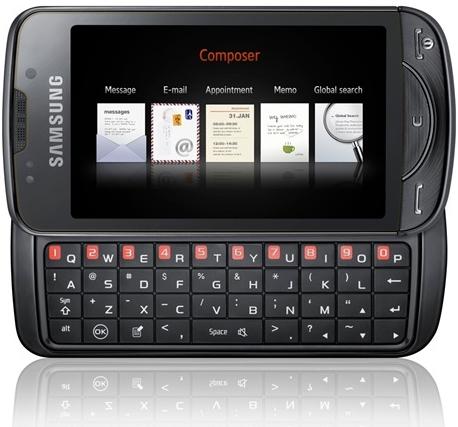 Samsung Omnia Qwerty