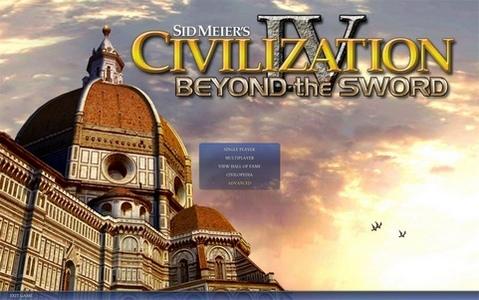 Civilization IV: Beyond the Sword screenshot (481 pix)
