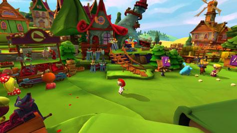 E3: Fairytale Fights