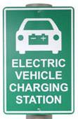 Oplaadstation elektrische auto