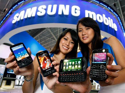Introductie Samsung-mobieltjes