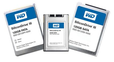 WD SilliconDrive III