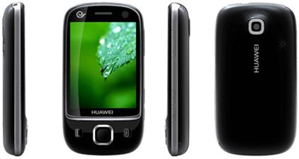 Huawei C8000 met Windows Mobile